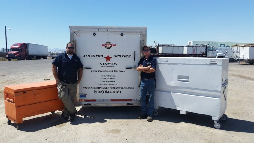 Ameripro Service Systems - Fuel Treatment Crew
